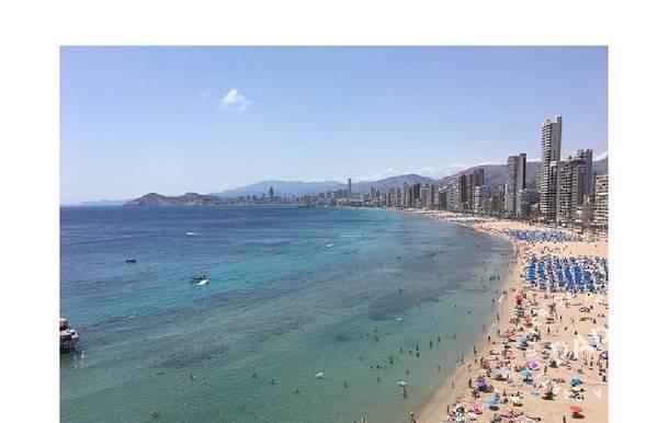 Benidorm Espagne - dès 630euros par semaine - 5personnes