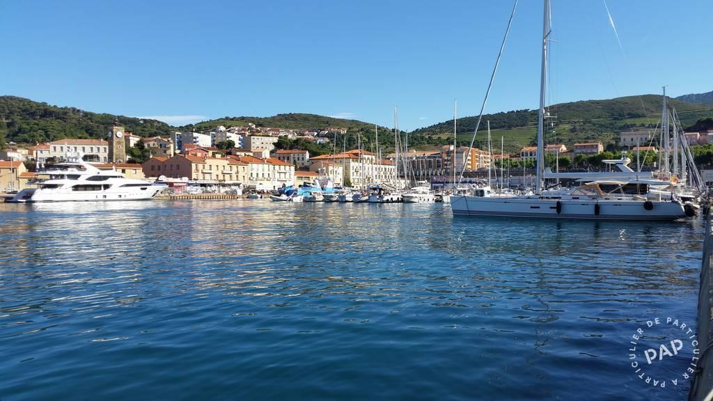 Port Vendres - dès 170euros par semaine - 4personnes