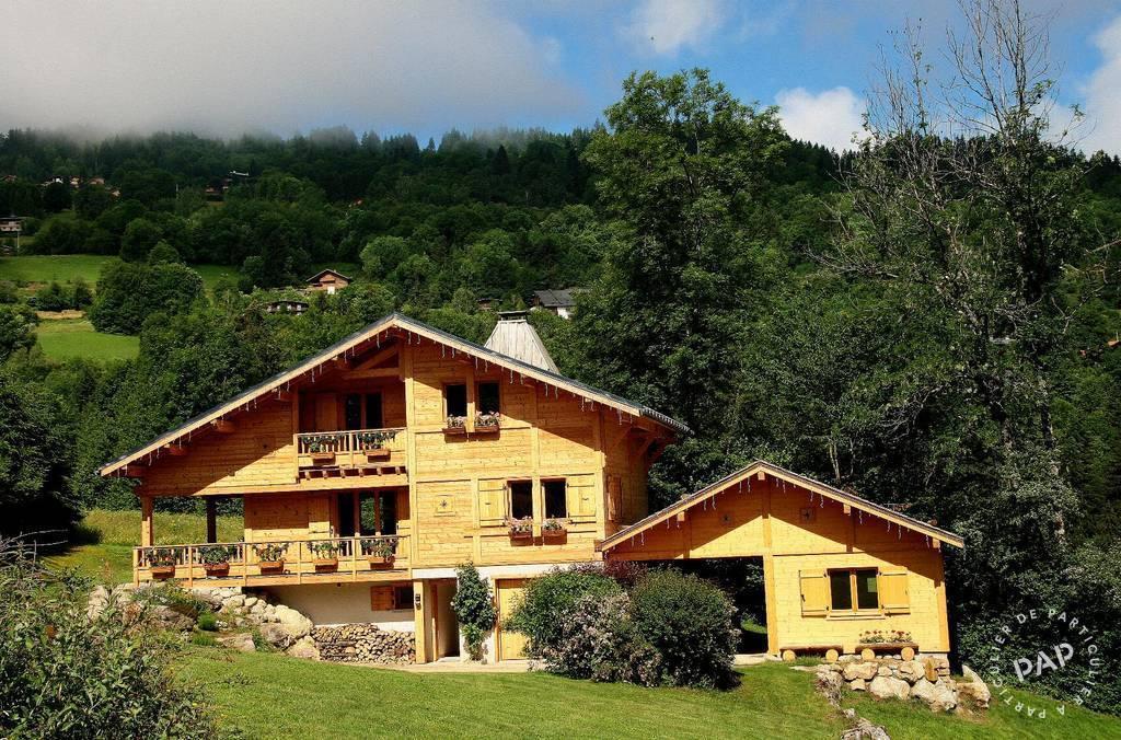 Saint-Gervais Mont Blanc - dès 890euros par semaine - 12personnes