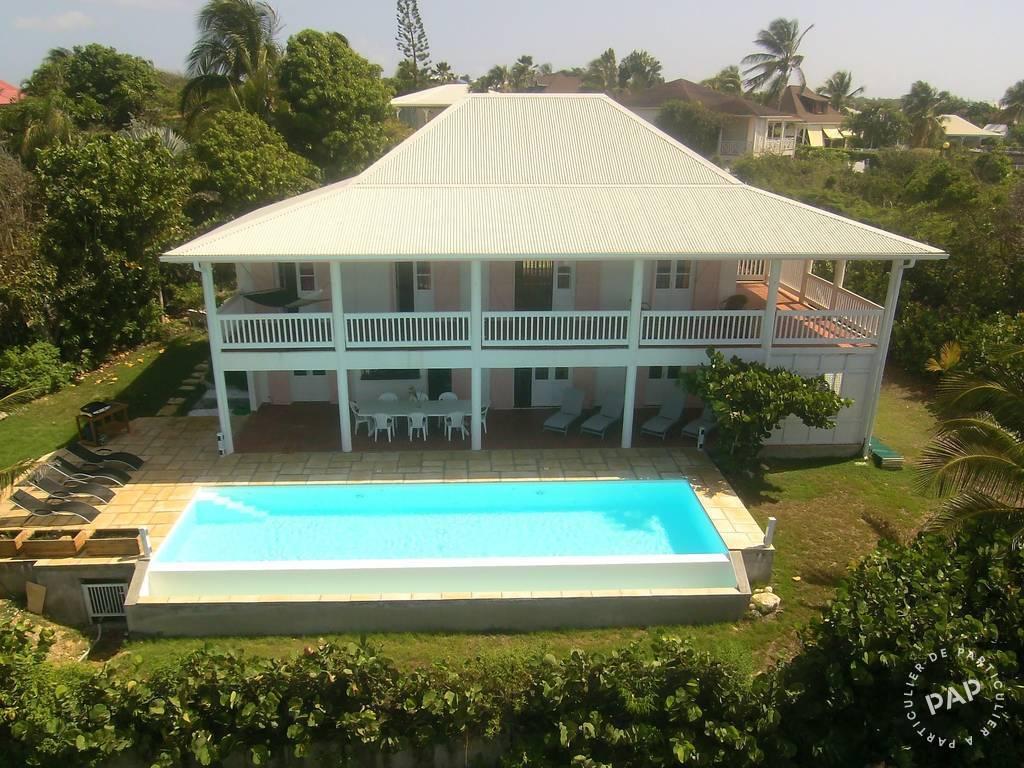 St-francois Guadeloupe - dès 1.350euros par semaine - 10personnes