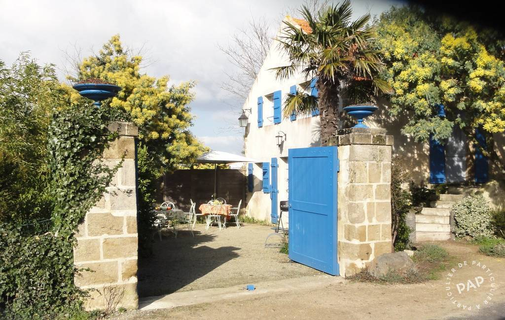 Maison Fromentine En Vendée