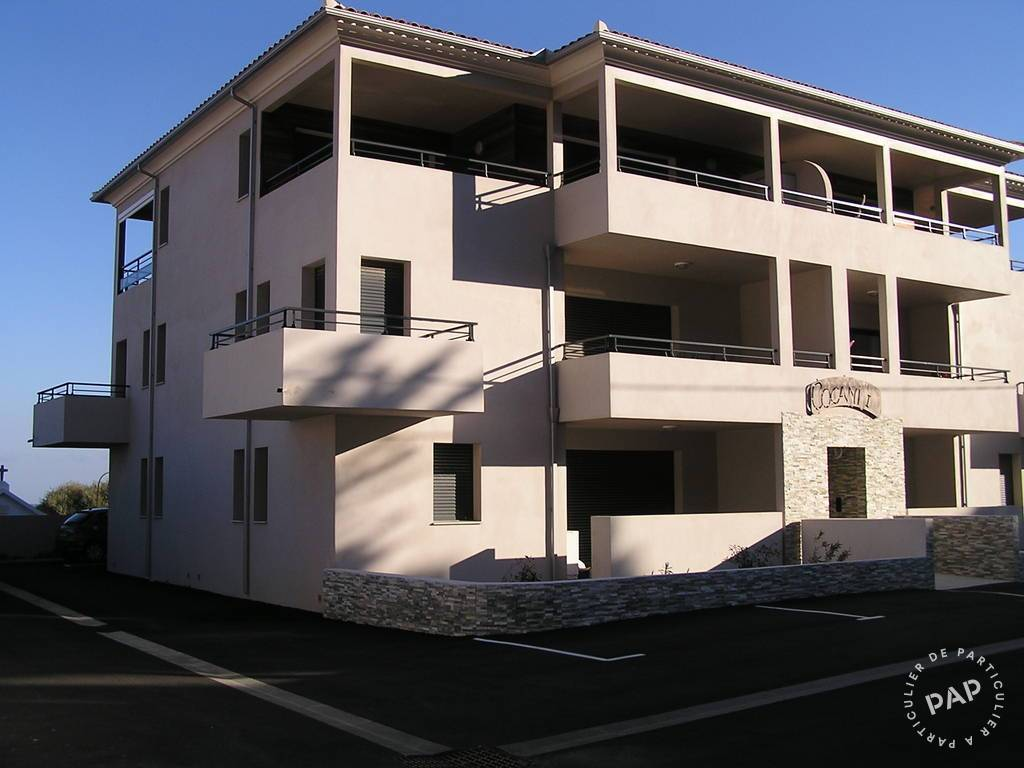 Appartement Algajola