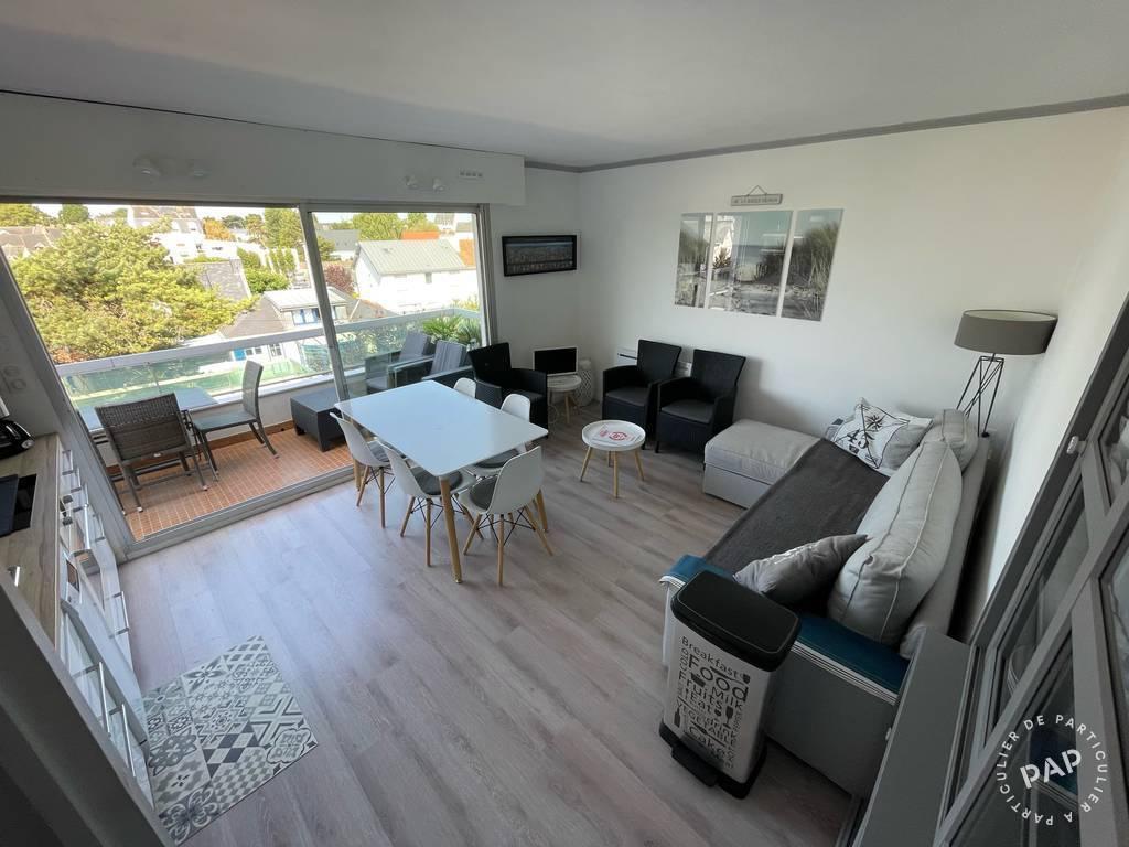 location appartement la baule le pouliguen 4 personnes. Black Bedroom Furniture Sets. Home Design Ideas