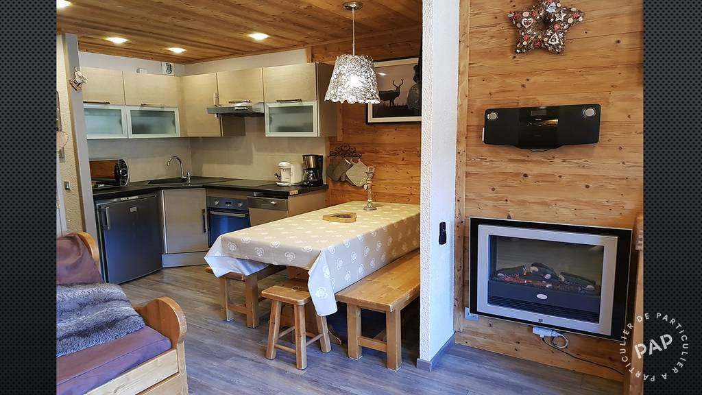 Appartement La Plagne Bellecote