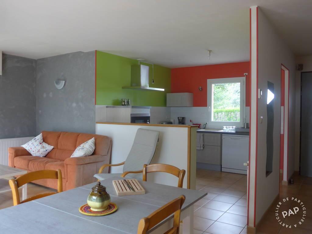 Maison Dans La Verdure - Camoël