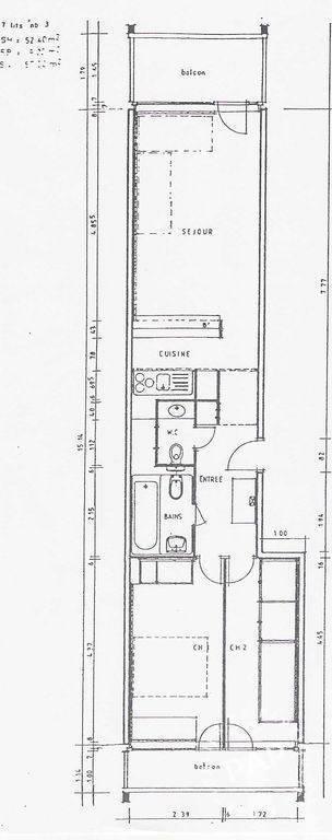 Appartement   Arcs 1800
