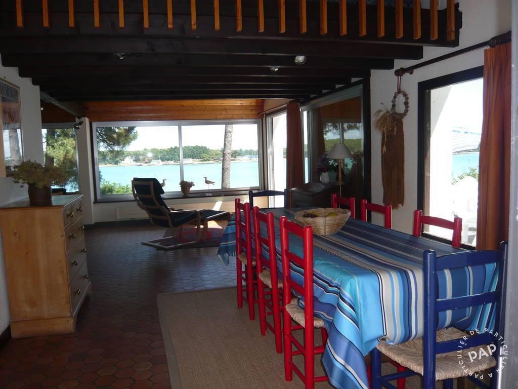 Immobilier Golfe Du Morbihan/baden Vue Mer