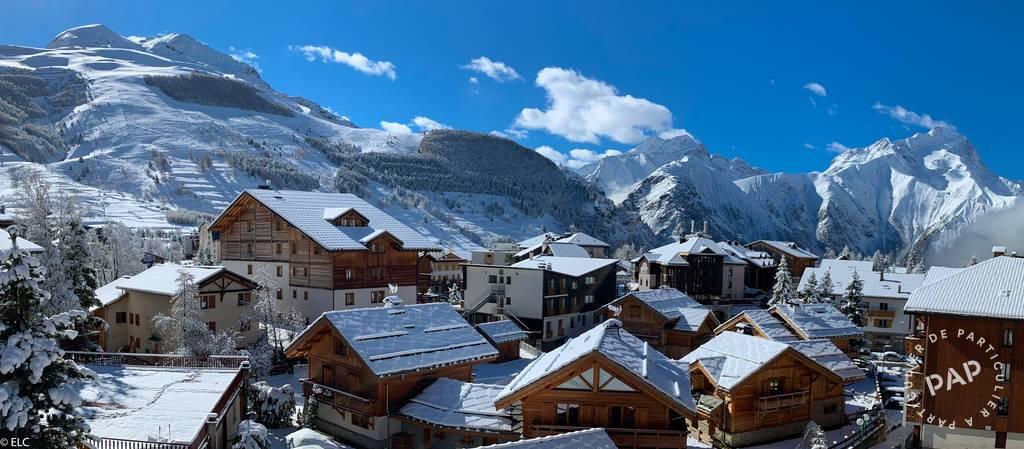Les 2 Alpes - dès 550euros par semaine - 6personnes