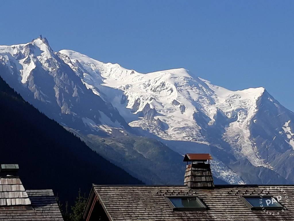 Chamonix-Mont-Blanc Argentière