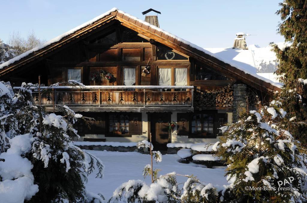 Saint-gervais Les Bains - dès 990euros par semaine - 9personnes
