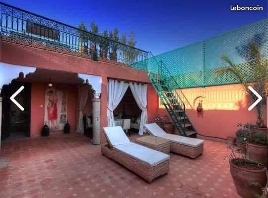 Marrakech - dès 420euros par semaine - 8personnes
