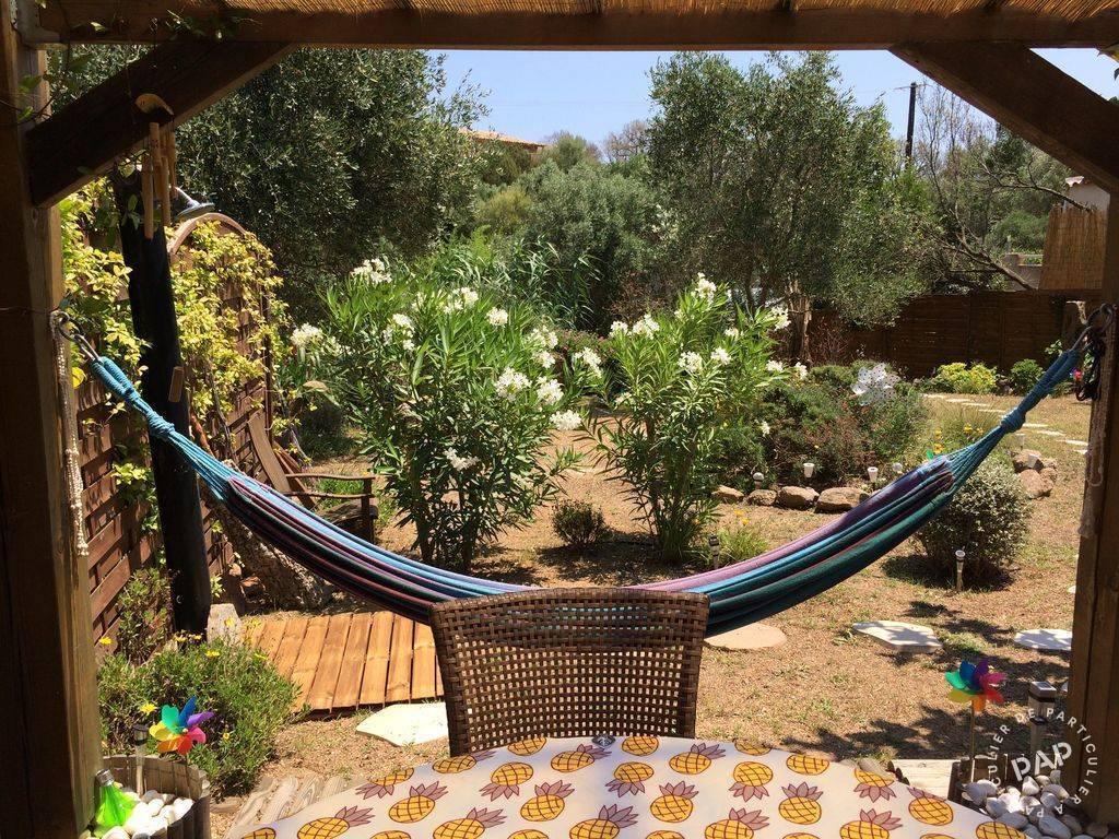 Palombaggia - dès 350euros par semaine - 3personnes
