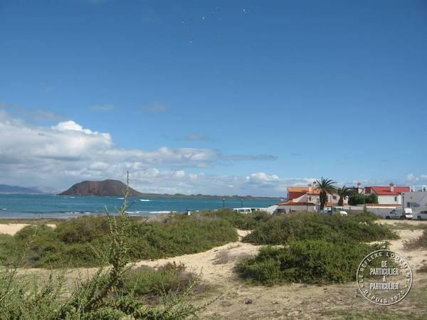 Corralejo Fuerteventura - dès 840euros par semaine - 5personnes
