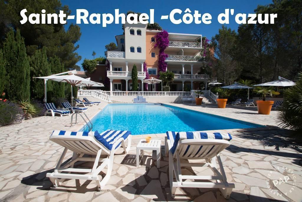 Saint Raphael - dès 427euros par semaine - 2personnes