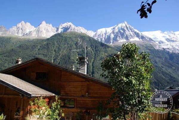 Chamonix Mont Blanc - 6personnes