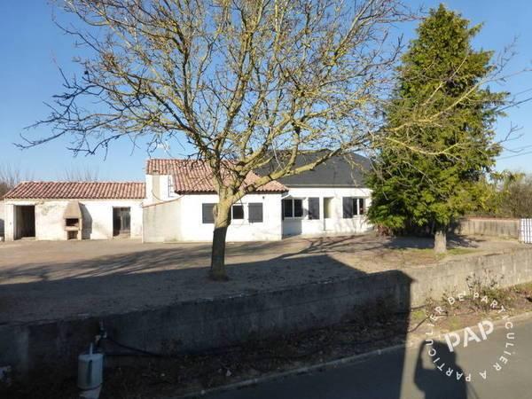 Maison Saint Vincent Sur Jard
