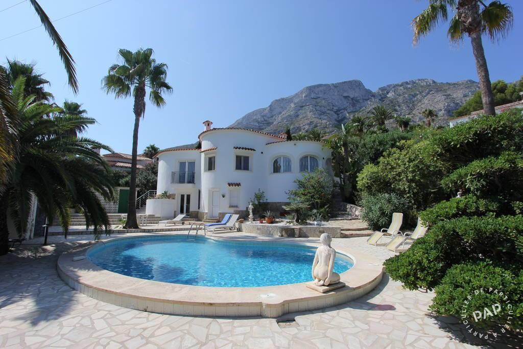 Villa Avec Vue Mer.