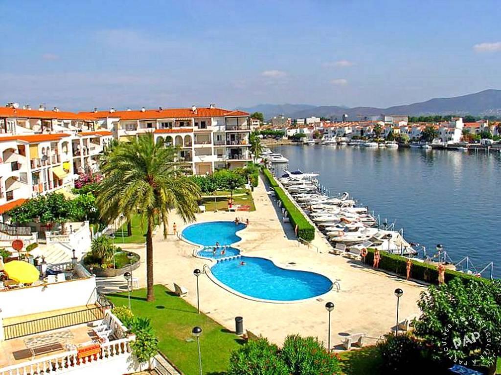 Gran Lago - Rosas - dès 350euros par semaine - 6personnes