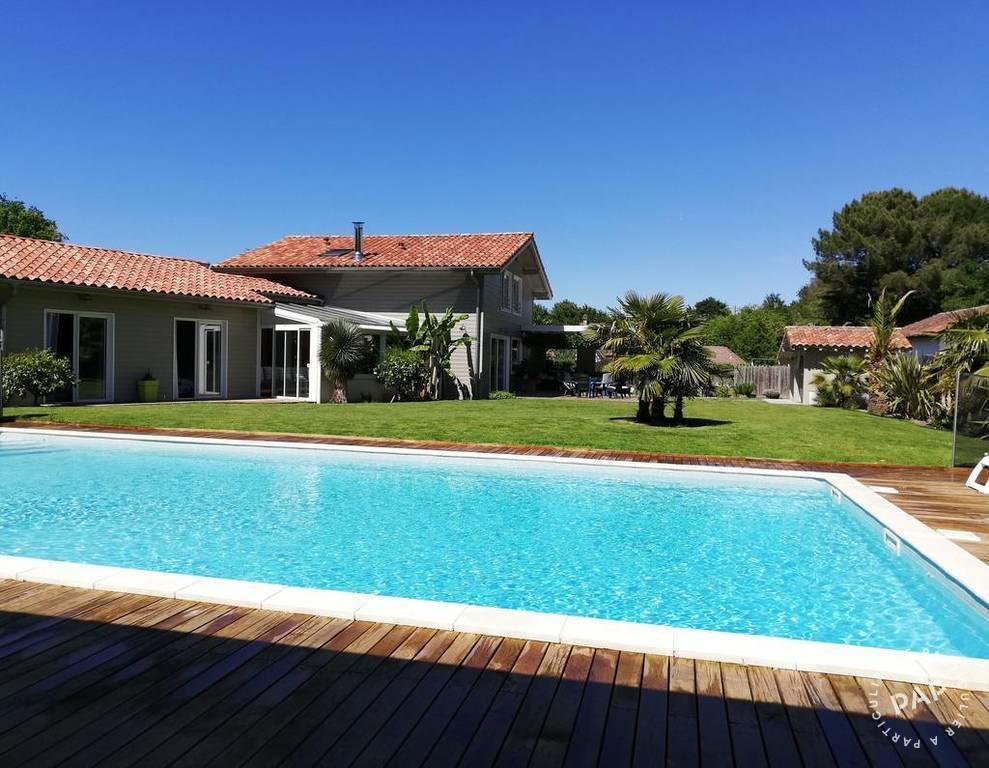 Maison À 350M Du Lac De Soustons