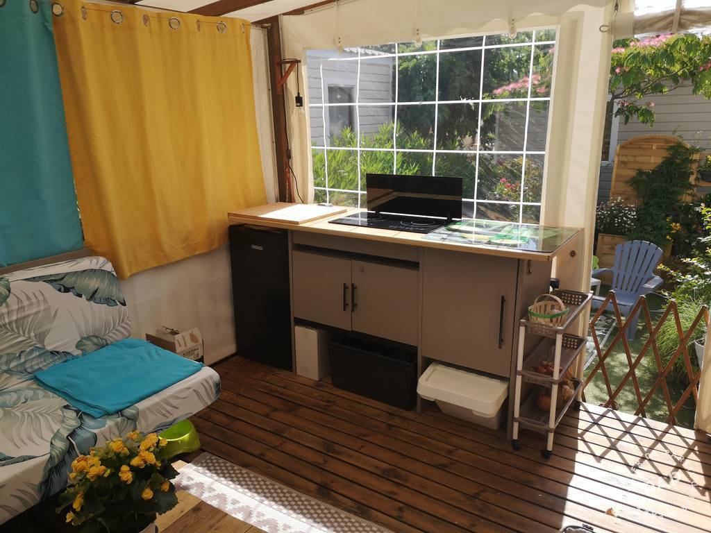 Mobil-home Mobil-Home Valras-Plage