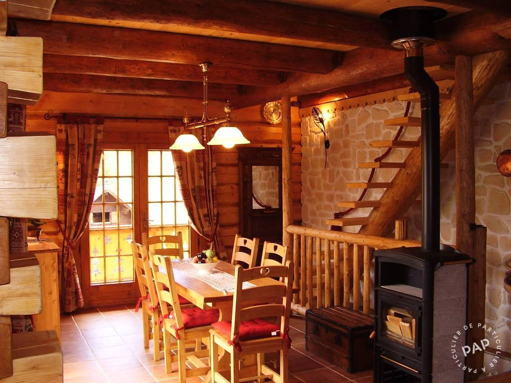 Maison Chalet Lullin