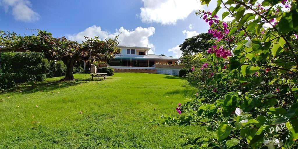 immobilier  Sainte-Luce 97228 Martinique