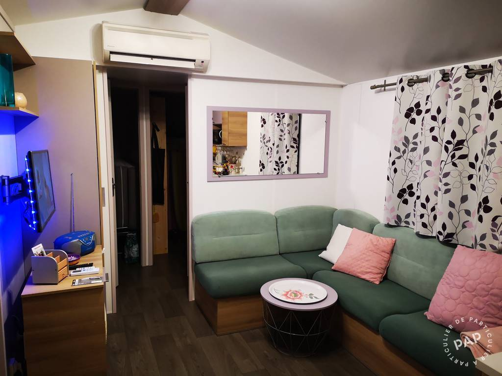 immobilier  Mobil-Home Valras-Plage