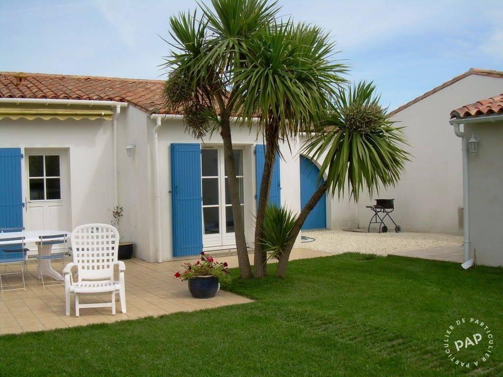 immobilier  Villa - Piscine - Ile De Ré
