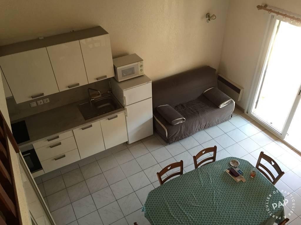 immobilier  Saint-Pierre La Mer (Aude)