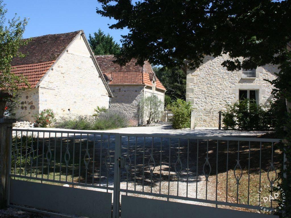 immobilier  Saint-Cirq-Souillaguet