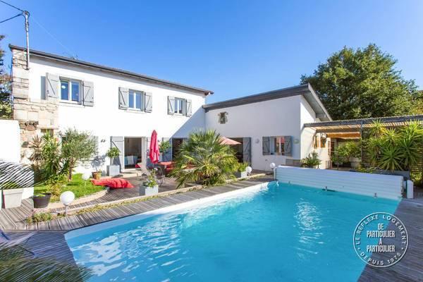 Anglet / Biarritz - dès 2.800euros par semaine - 8personnes