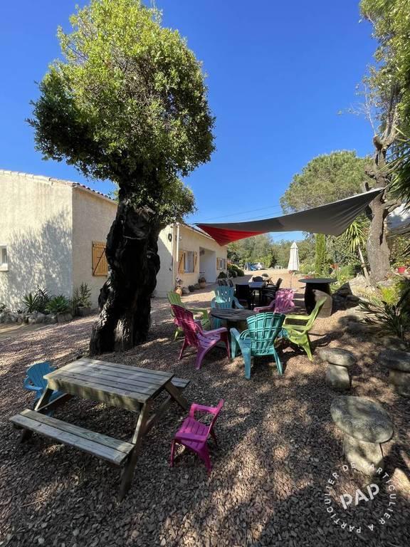 Location Lecci De Porto-vecchio - dès 650euros par semaine - 9personnes