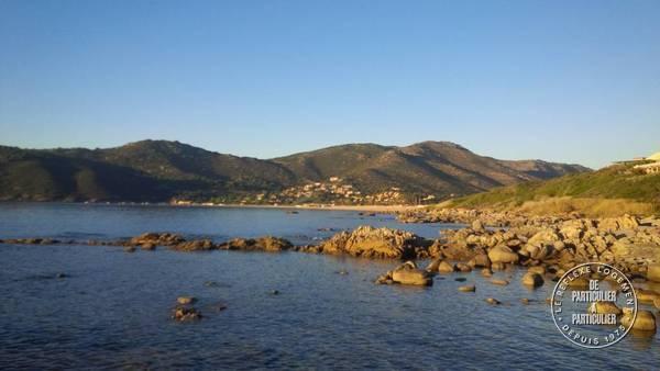 Golfe De Lava 20 Km Ajaccio - dès 690euros par semaine - 8personnes