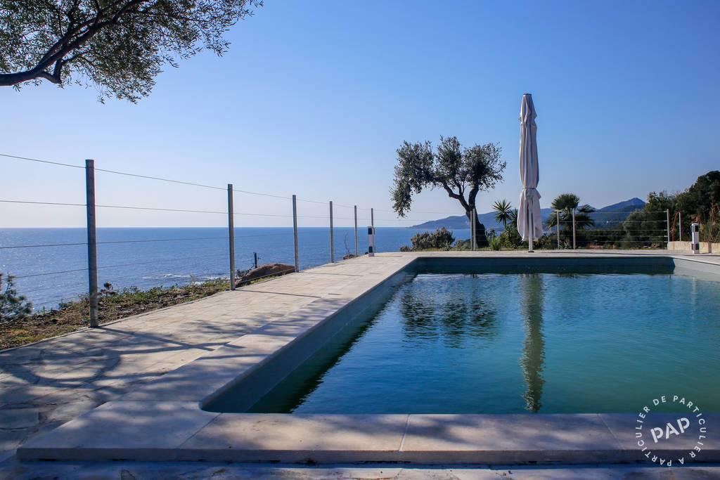Villa Golfe Favone Corsica