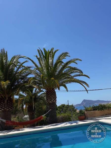 En Espagne Sur La Costa Blanca - dès 1.000euros par semaine - 4personnes
