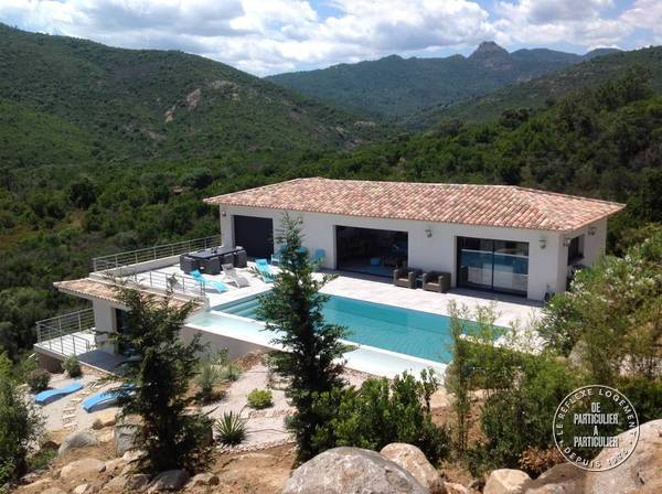 Corse Du Sud - dès 2.800euros par semaine - 8personnes