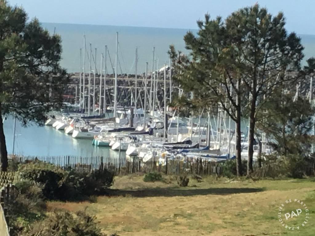 Talmont-St-Hilaire Port Bourgena