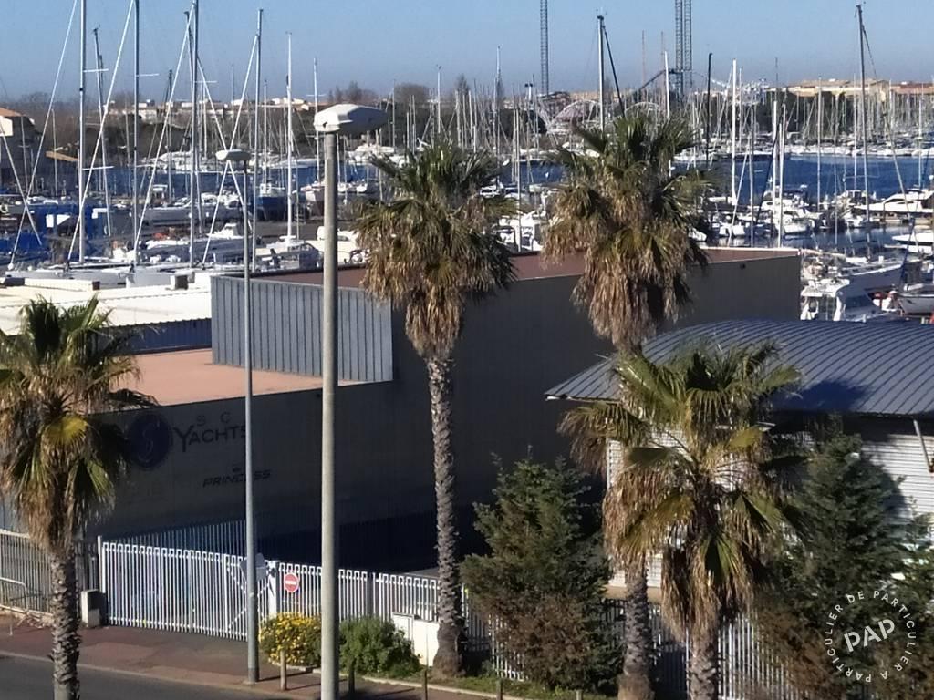 Cap D'agde - dès 300euros par semaine - 4personnes