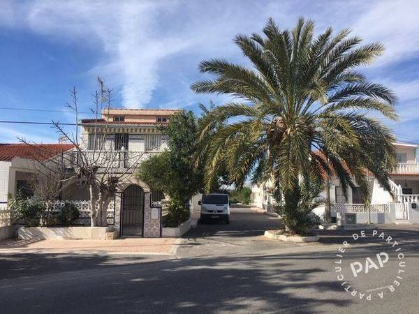 Torrevieja - dès 400euros par semaine - 6personnes