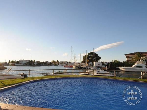 Santa Margarita/vue Mer - dès 420euros par semaine - 4personnes
