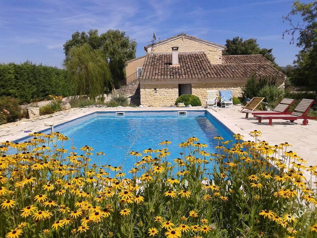 Pernes Les Fontaines - dès 600euros par semaine - 4personnes