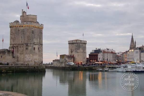 La Rochelle - dès 325euros par semaine - 2personnes