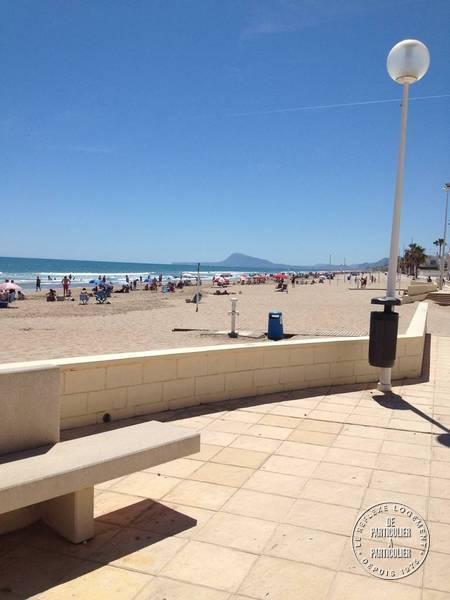 Gandia / Playa De Bellreguard - dès 450euros par semaine - 4personnes