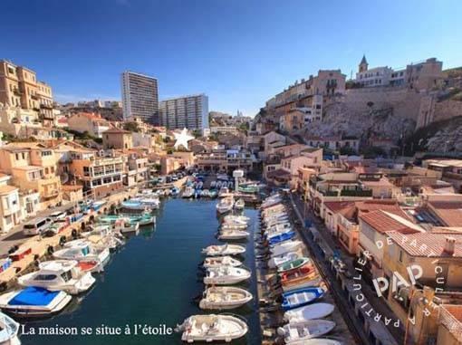 Marseille - dès 595euros par semaine - 6personnes