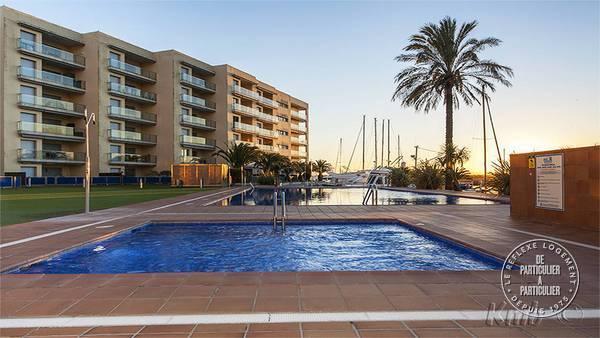 Superbe Appartement 2 Chambres T - dès 500euros par semaine - 4personnes