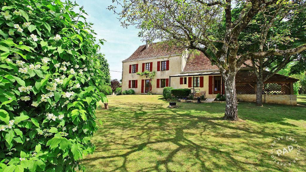 Maison Saint-Julien-De-Lampon