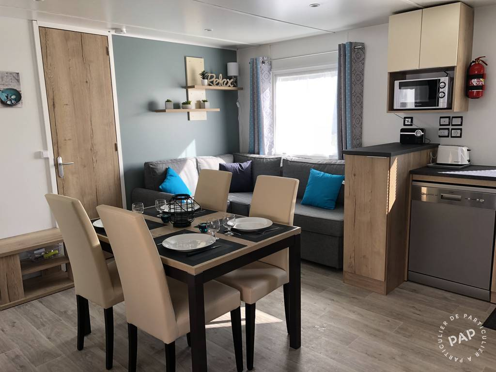 Mobil-home Saint Jean De Monts