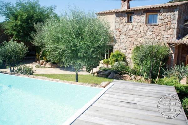 immobilier  Corse Du Sud Villa Concadoro