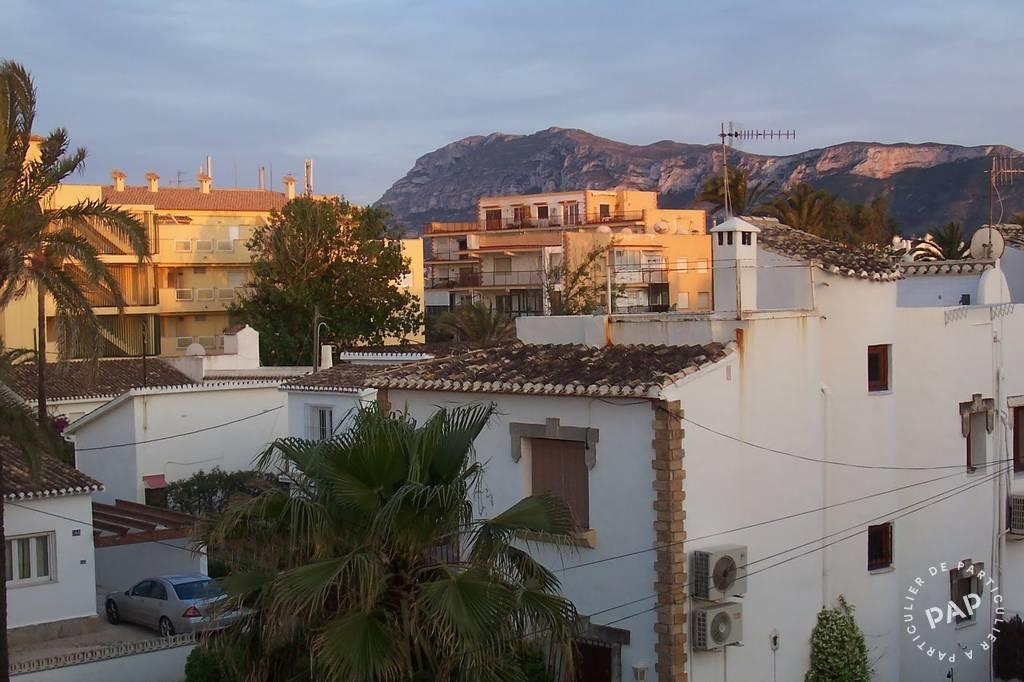 immobilier  Denia  Espagne