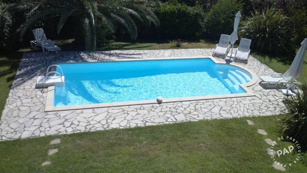 immobilier  Bord De Mer Avec Piscine - Solaro